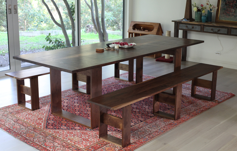 Dining Table Built Dining Table Bench